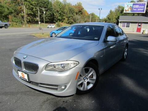 2011 BMW 5 Series for sale at Guarantee Automaxx in Stafford VA