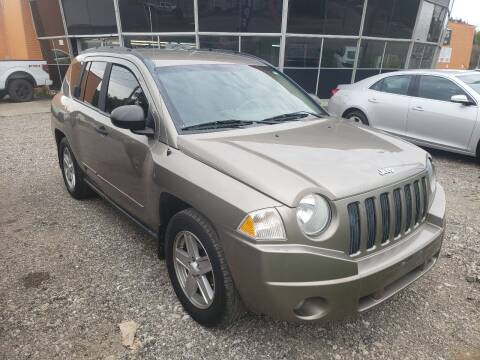 2008 Jeep Compass for sale at Fansy Cars in Mount Morris MI