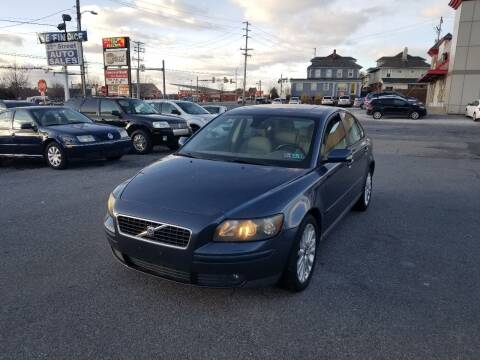 2005 Volvo S40 for sale at 25TH STREET AUTO SALES in Easton PA