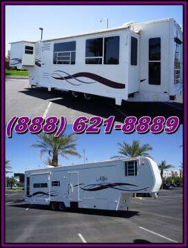 "2001 Alfa Gold-34RLT 252 ""As Is"" for sale at AZautorv.com in Mesa AZ"