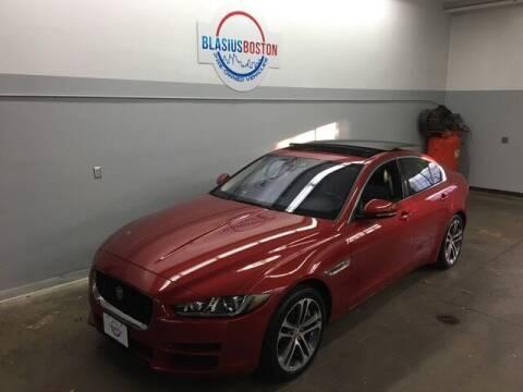 2017 Jaguar XE for sale at WCG Enterprises in Holliston MA