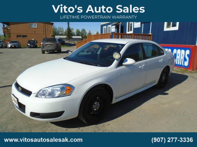 2016 Chevrolet Impala Limited for sale at Vito's Auto Sales in Anchorage AK