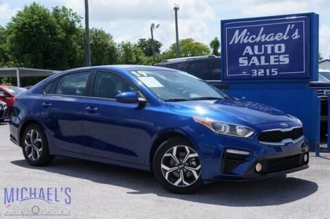 2019 Kia Forte for sale at Michael's Auto Sales Corp in Hollywood FL
