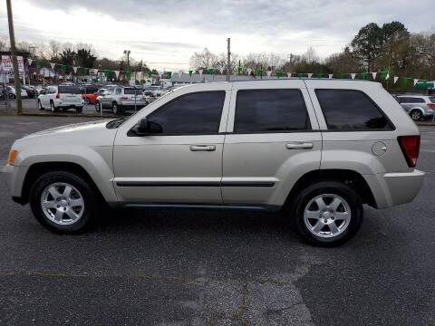 2008 Jeep Grand Cherokee for sale at A-1 Auto Sales in Anderson SC