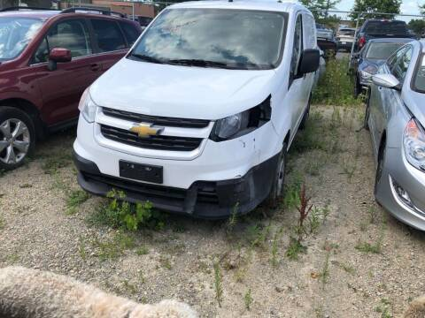 2017 Chevrolet City Express Cargo for sale at CousineauCrashed.com in Weston WI