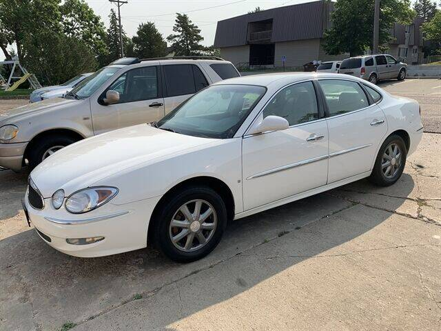 2007 Buick LaCrosse for sale at Daryl's Auto Service in Chamberlain SD