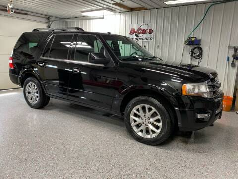 2017 Ford Expedition for sale at D-Cars LLC in Zeeland MI