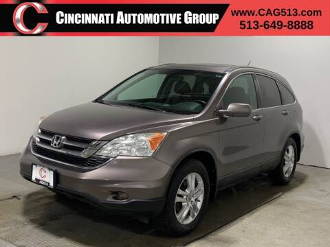 2010 Honda CR-V for sale at Cincinnati Automotive Group in Lebanon OH