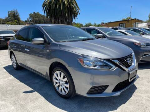 2017 Nissan Sentra for sale at MISSION AUTOS in Hayward CA