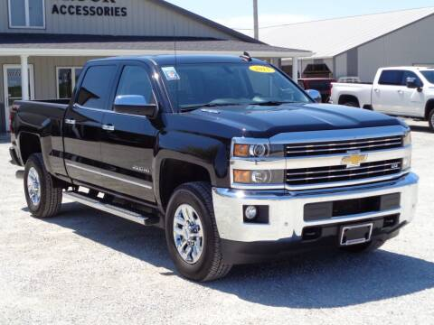 2015 Chevrolet Silverado 2500HD for sale at Burkholder Truck Sales LLC (Versailles) in Versailles MO