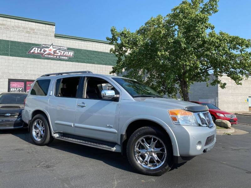 2009 Nissan Armada for sale at All-Star Auto Brokers in Layton UT