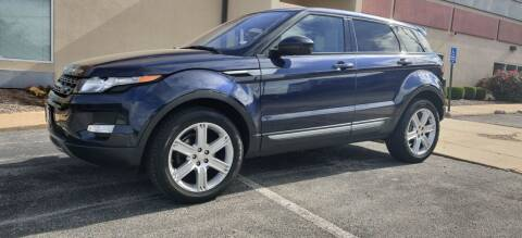 2014 Land Rover Range Rover Evoque for sale at Auto Wholesalers in Saint Louis MO