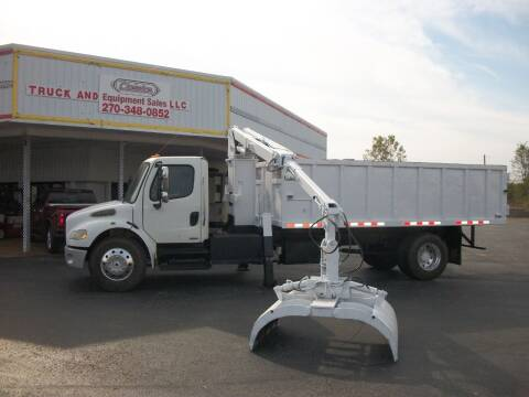 2007 Freightliner M2 Debris Truck for sale at Classics Truck and Equipment Sales in Cadiz KY