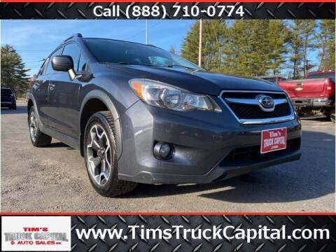 2013 Subaru XV Crosstrek for sale at TTC AUTO OUTLET/TIM'S TRUCK CAPITAL & AUTO SALES INC ANNEX in Epsom NH