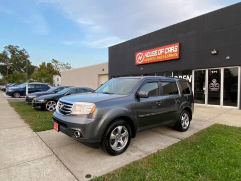 2013 Honda Pilot for sale at HOUSE OF CARS CT in Meriden CT