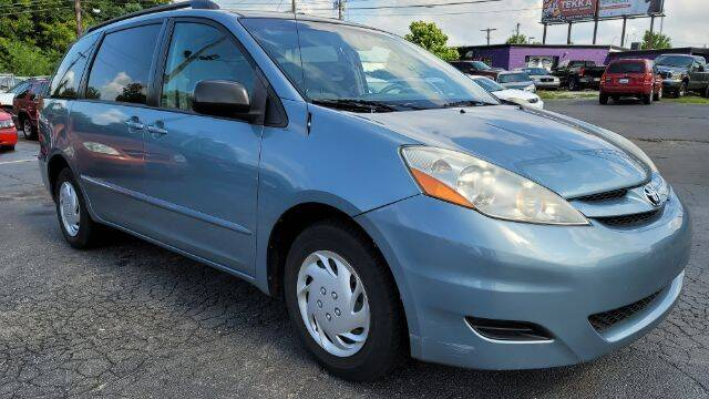 2008 Toyota Sienna for sale at Tri City Auto Mart in Lexington KY