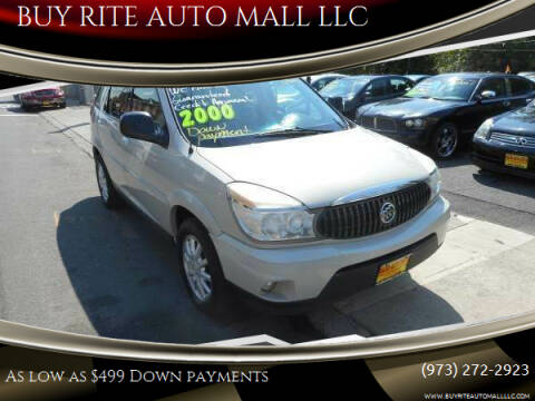 2006 Buick Rendezvous for sale at BUY RITE AUTO MALL LLC in Garfield NJ