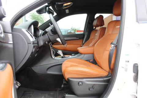 2018 Jeep Grand Cherokee for sale at MIKEY AUTO INC in Hollis NY