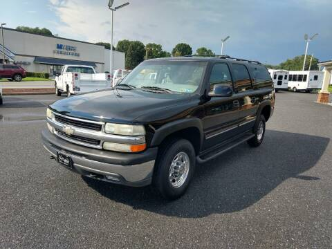 2001 Chevrolet Suburban for sale at Nye Motor Company in Manheim PA