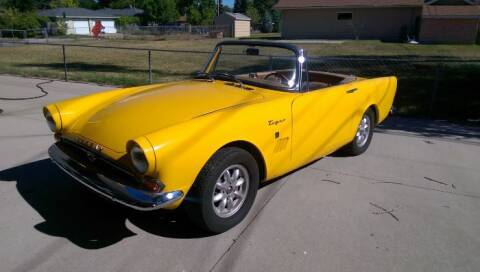 1966 Sunbeam Tiger for sale at Classic Car Deals in Cadillac MI