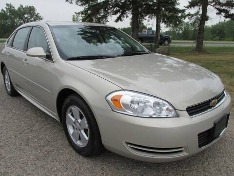 2009 Chevrolet Impala for sale at Buy-Rite Auto Sales in Shakopee MN