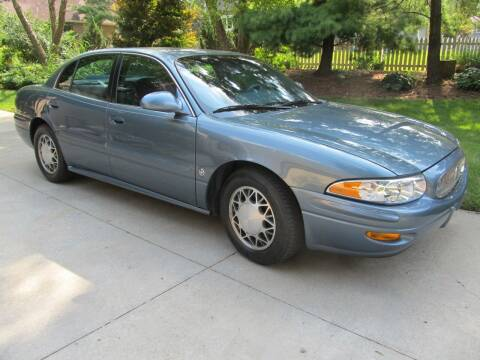 2001 Buick LeSabre for sale at Rueschhoff Automobiles in Lawrence KS