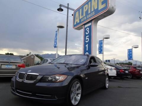 2008 BMW 3 Series for sale at Alpine Auto Sales in Salt Lake City UT