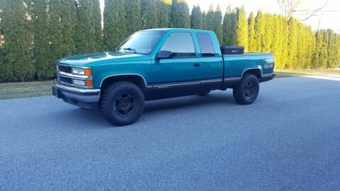 1995 Chevrolet C/K 1500 Series for sale at Kingdom Autohaus LLC in Landisville PA