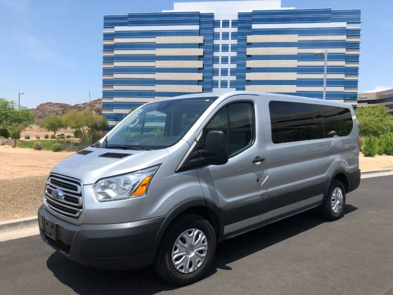2017 Ford Transit Passenger for sale at Day & Night Truck Sales in Tempe AZ