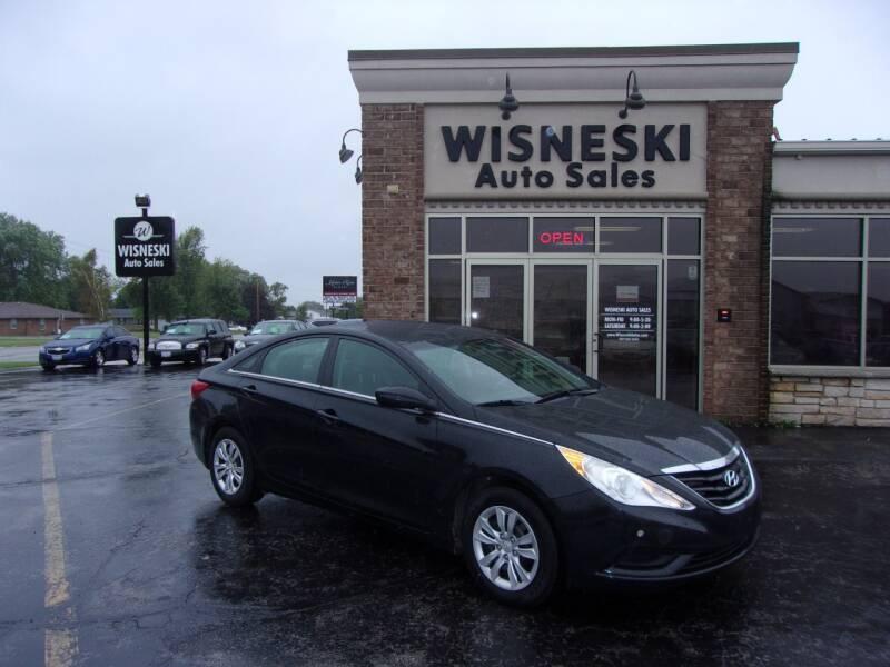 2012 Hyundai Sonata for sale at Wisneski Auto Sales, Inc. in Green Bay WI