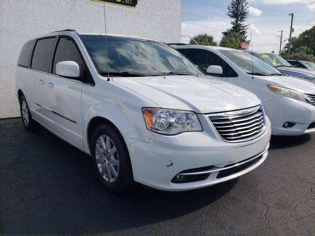 2016 Chrysler Town and Country for sale at Mike Auto Sales in West Palm Beach FL