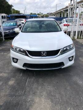 2014 Honda Accord for sale at Auction Direct Plus in Miami FL