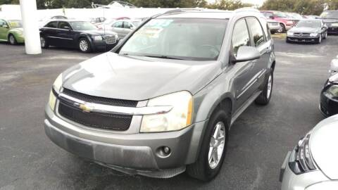 2006 Chevrolet Equinox for sale at Tony's Auto Sales in Jacksonville FL
