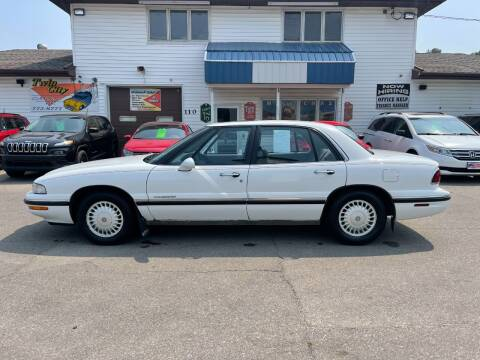 1998 Buick LeSabre for sale at Twin City Motors in Grand Forks ND