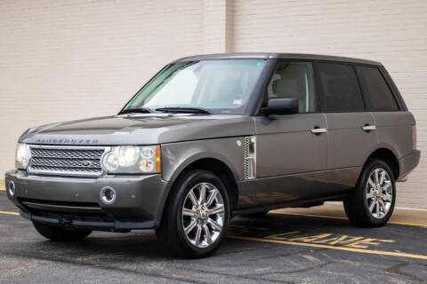 2007 Land Rover Range Rover for sale at Carland Auto Sales INC. in Portsmouth VA