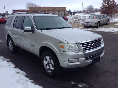 2006 Ford Explorer for sale at Bruns & Sons Auto in Plover WI