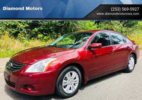 2011 Nissan Altima for sale at Diamond Motors in Lakewood WA