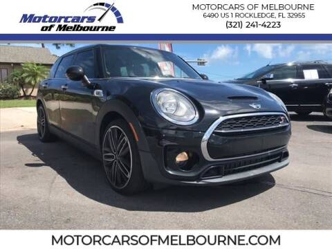 2016 MINI Clubman for sale at Motorcars of Melbourne in Rockledge FL