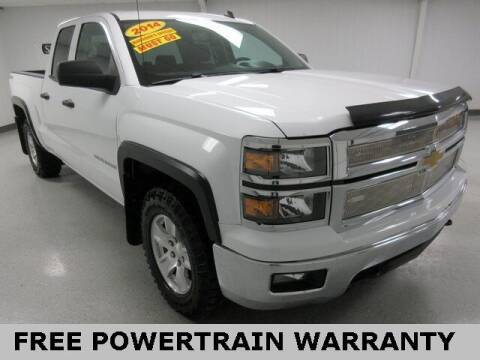 2014 Chevrolet Silverado 1500 for sale at Sports & Luxury Auto in Blue Springs MO