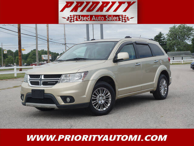 2011 Dodge Journey for sale at Priority Auto Sales in Muskegon MI