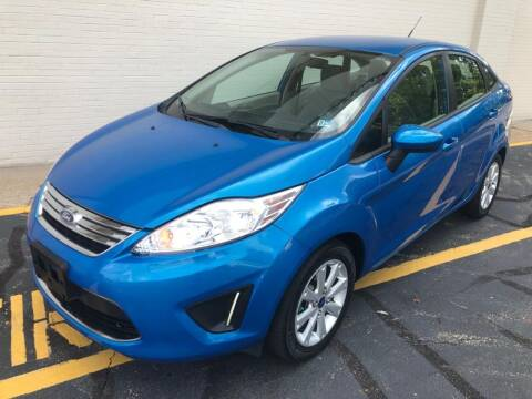 2012 Ford Fiesta for sale at Carland Auto Sales INC. in Portsmouth VA