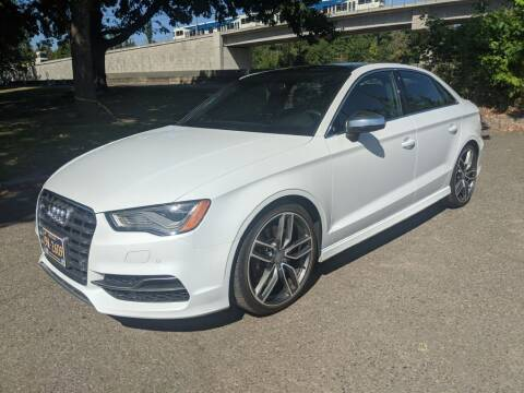 2015 Audi S3 for sale at EXECUTIVE AUTOSPORT in Portland OR