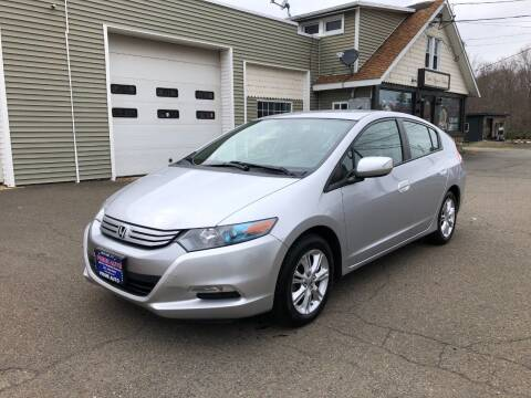2010 Honda Insight for sale at Prime Auto LLC in Bethany CT