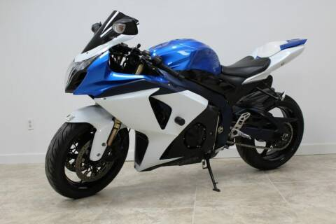 2011 Suzuki GSX1000 for sale at Texotic Motorsports in Houston TX