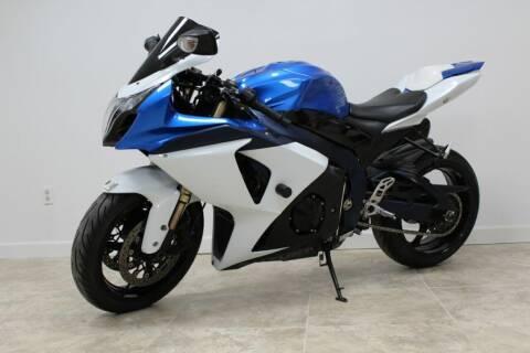 2011 Suzuki GSX1000 for sale at Texotic Motorsports in Houston TX