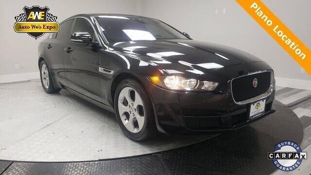 2017 Jaguar XE for sale in Carrollton, TX