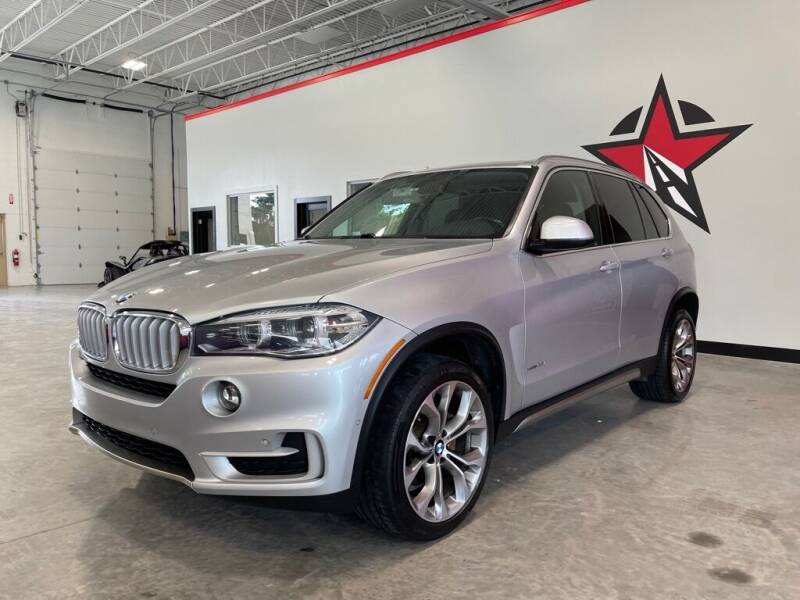 2018 BMW X5 for sale at CarNova - Shelby Township in Shelby Township MI