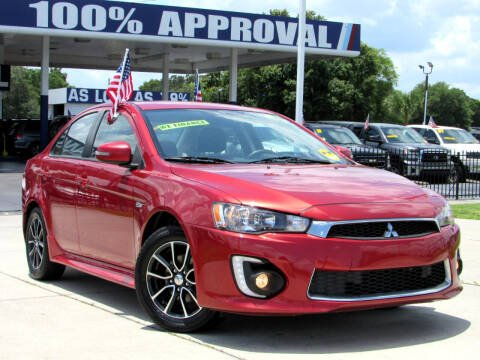 2017 Mitsubishi Lancer for sale at Orlando Auto Connect in Orlando FL