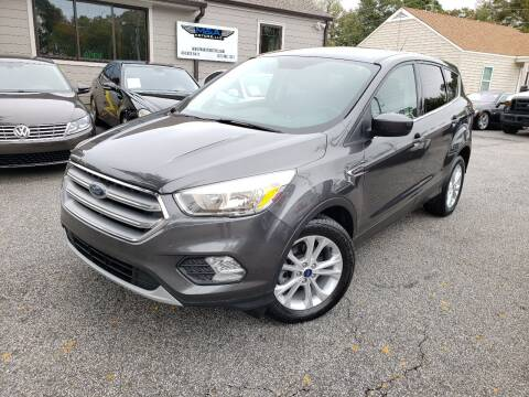 2017 Ford Escape for sale at M & A Motors LLC in Marietta GA