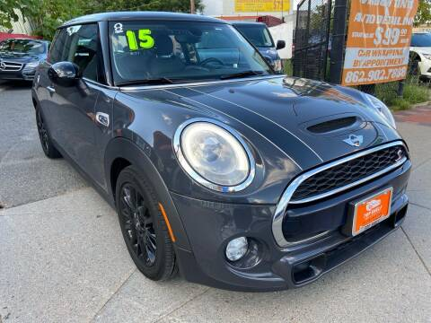 2015 MINI Hardtop 2 Door for sale at TOP SHELF AUTOMOTIVE in Newark NJ